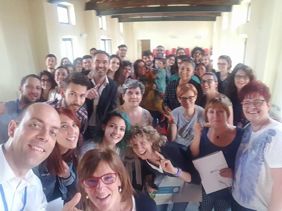 Selfie Convegno Cura e Tecnologia 2017